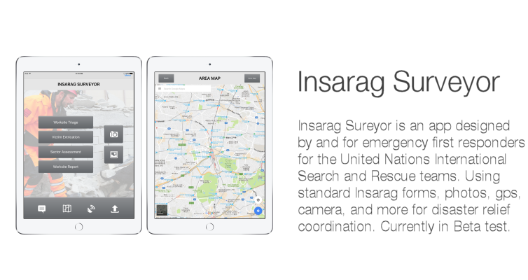 Insarag Surveyor